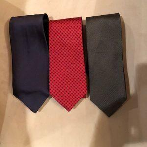 Other - 3 Lombardo Custom Ties